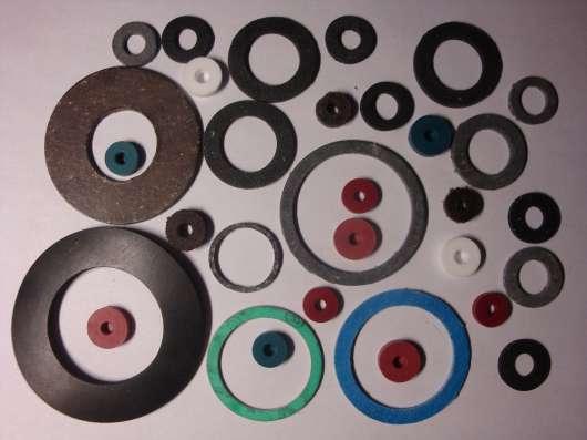 Прокладки сантехнические фторопластовые в Перми Фото 1
