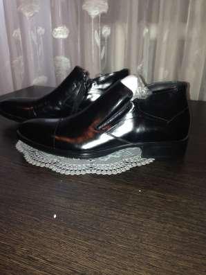 Продаются ботинки CARLO PAZOLINI в Екатеринбурге Фото 5