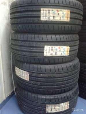 Новые разноширокие 255 40 и 285 35 Dunlop GT