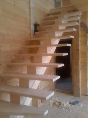 Соберу лестницу в срубе или доме в Чебоксарах Фото 4