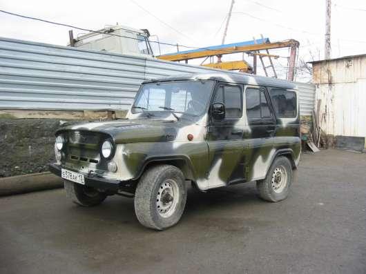 УАЗ-31519 (м. крыша),цвет зеленный (ХАКИ) комуфляж,2000г.в.(