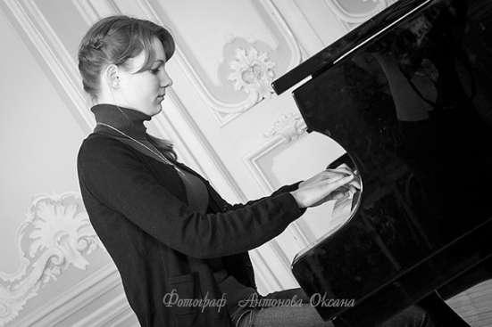 Репетитор по музыке в Санкт-Петербурге Фото 2