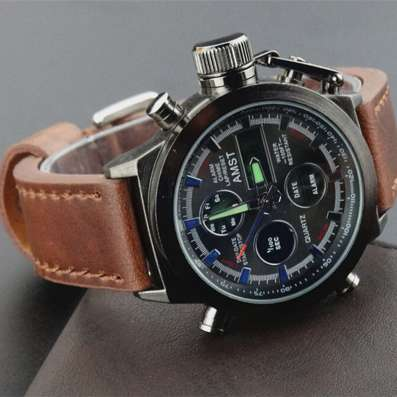 Кварцевые часы amst 3003 в Липецке Фото 1