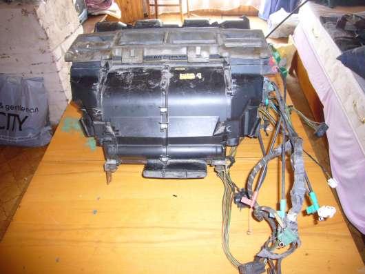Отопитель в сборе BMW 520 E 34