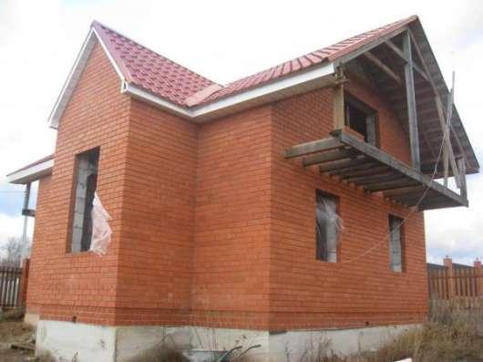 Дом 120 кв.м. недострой в Чеховском р-не с. Крюков