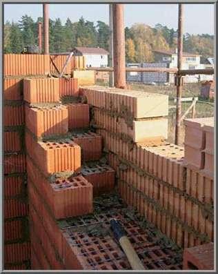 Кладка газосиликатных блоков, кирпича в г. Борисов Фото 5