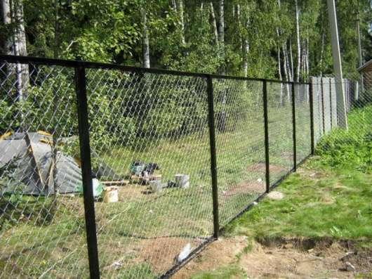 Секции заборные в тамбове