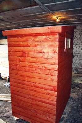 Огромный дачный туалет - места хватит на всех в Санкт-Петербурге Фото 1