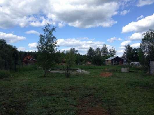 Продается земельный участок 11 соток в деревне Клемятино 114 км от МКАД по Минскому шоссе
