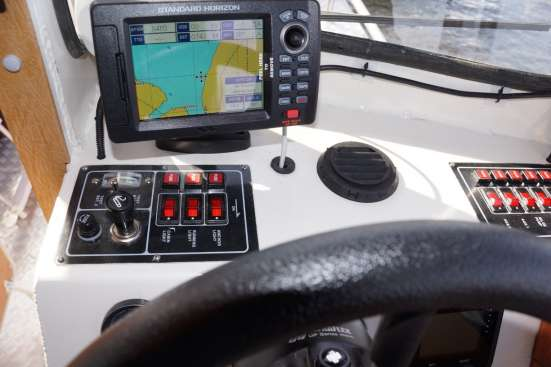КАлюминиевый катер Баренц 800С в Архангельске Фото 3