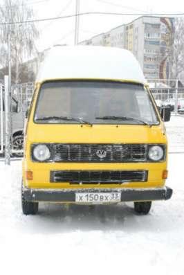 Автобус Volkswagen T-3