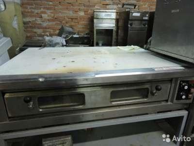 торговое оборудование Печь для пиццы одноярусна