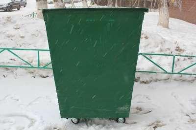 Мусорный контейнер Металлический Без крышки в Тольятти Фото 2