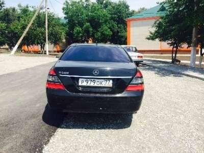 автомобиль Mercedes S 500, цена 900 000 руб.,в Москве Фото 3