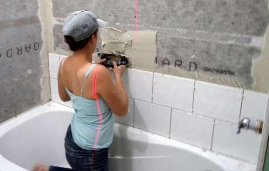 Ремонт ванных комнат под ключ в Нижнем Тагиле Фото 2