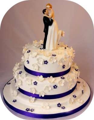 Свадебные торты в г. Пушкино Фото 2