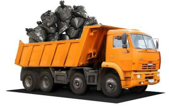 Вывоз строй мусора, Хлама. Камазы в Самаре