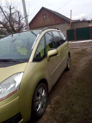 Продажа авто, Citroen, C4 Picasso, Автомат с пробегом 81000 км, в г.Барановичи Фото 4