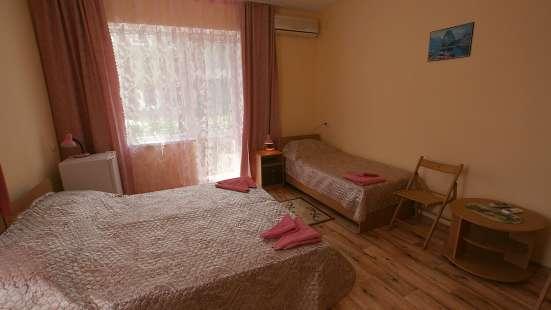 Гостиница в Крыму, пгт Николаевка
