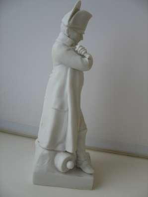 Статуэтка Наполеон. Бисквит в Москве Фото 1