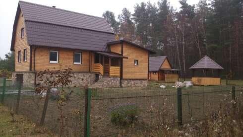 Строительство индивидуальных, промышленных и жилых зданий в г. Минск Фото 2