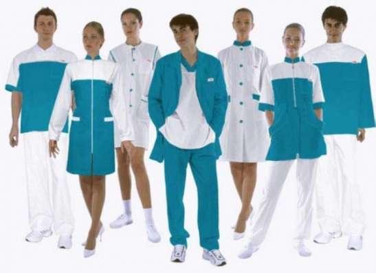 Пошив медицинской одежды на заказ опт/мелкий опт