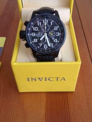 Новые часы Invicta force3332