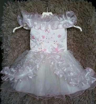 Новогоднее платье для девочки 2-6 лет в Москве Фото 2