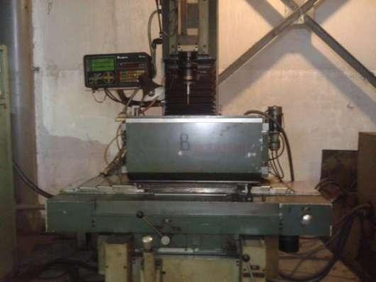 станок электроэрозионный копировально-прошивочный