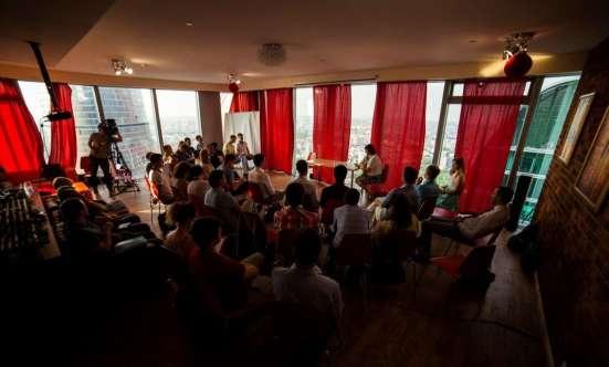 Проведение семинаров Москва-Сити Фото 2