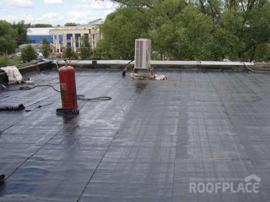 Ремонт крыш боксов, гаражей, иных сооружений в г. Лангепасе