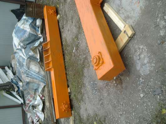 Для кран балки опорные (концевые) телеги до 5 тонн