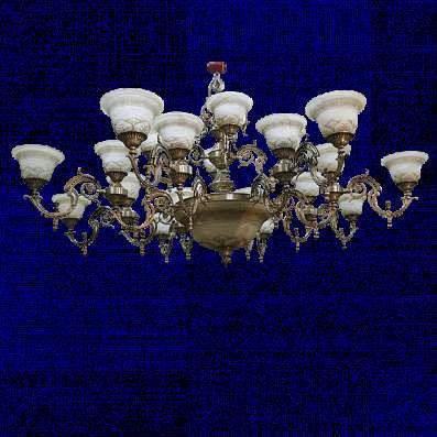 Изготовление и продажа люстр, светильников в г. Киев Фото 1
