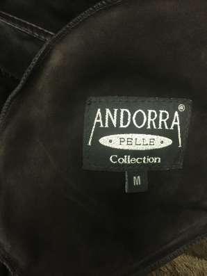 Дубленка из меха пони, Andorra Pelle Collection в Москве Фото 2