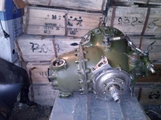 Редуктор от двигателя М-14В26