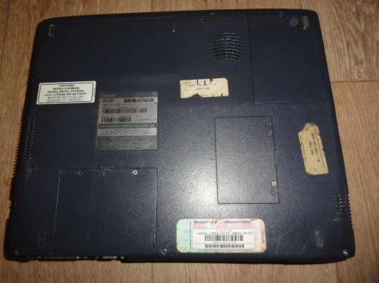 Ноутбук TOSHIBA 2805-S401