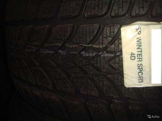 Новые зимние Dunlop 235/45/18 Winter Sport 4D в Москве Фото 3