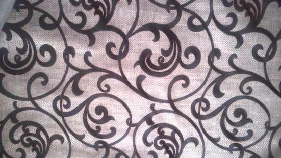 Подушка из шенила