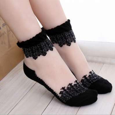 Капроновые носки женские (прочные) в Перми Фото 2