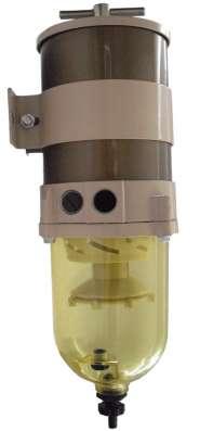 Топливный фильтр Сепаратор 900FH (удвоеная фильтрация)