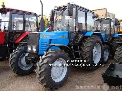 Трактор МТЗ 892.2 в Москве Фото 2