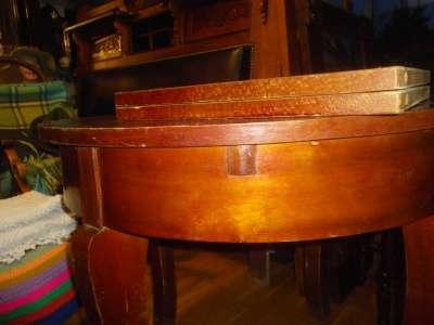 Старинный круглый стол в Москве Фото 3