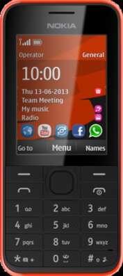 сотовый телефон Nokia 208