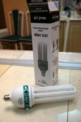 Энергосберегающие лампы 60 наименований в Иркутске Фото 2