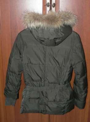 Куртка-Пуховик Остин р.42 с капюшоном Остин