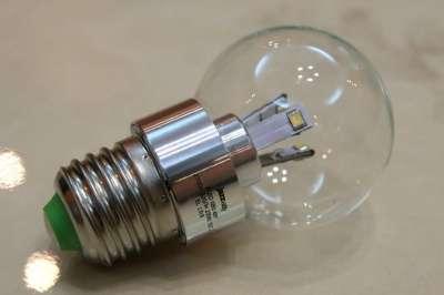 Светодиодная лампа Jazzway G50 4W Jazzway Clear