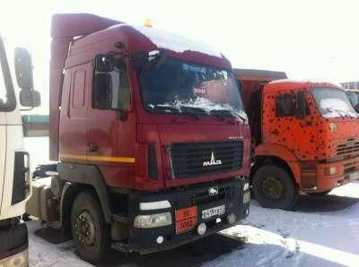 седельный тягач МАЗ 5440B9-1420-031