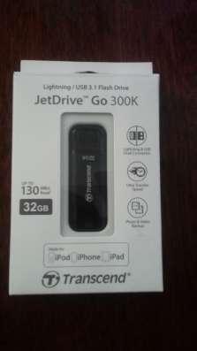 Продам USB Flash Drive 32GB Transcend JetDrive Go 300 (TS32G