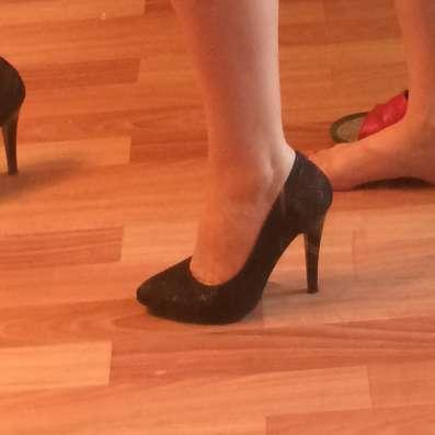 Туфли 35 размер новые