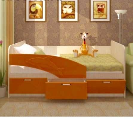 Детская кроватка с ящиками в Москве Фото 4